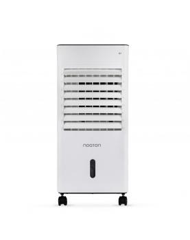 potente enfriador de aire con un humidificado