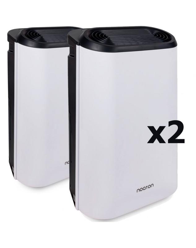 Deshumidificadores y purificadores de aire NOATON DF 4214 HEPA pack doble para df4123
