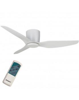ventilador de techo martec flush con mando a distancia