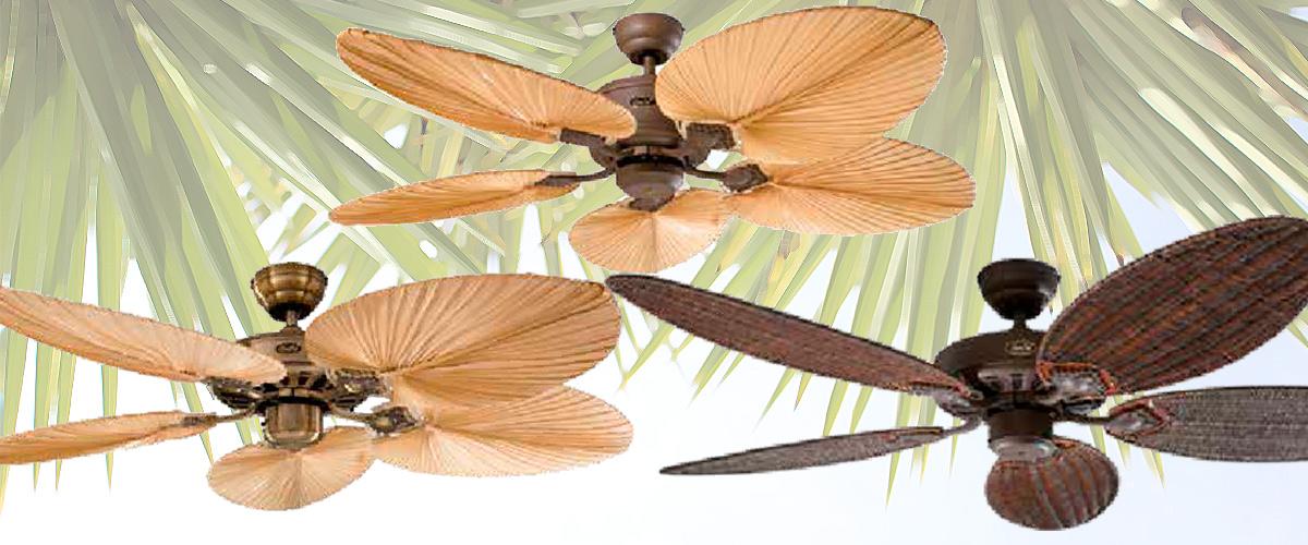 ventilador techo estilo tropical colonial para envio rapido