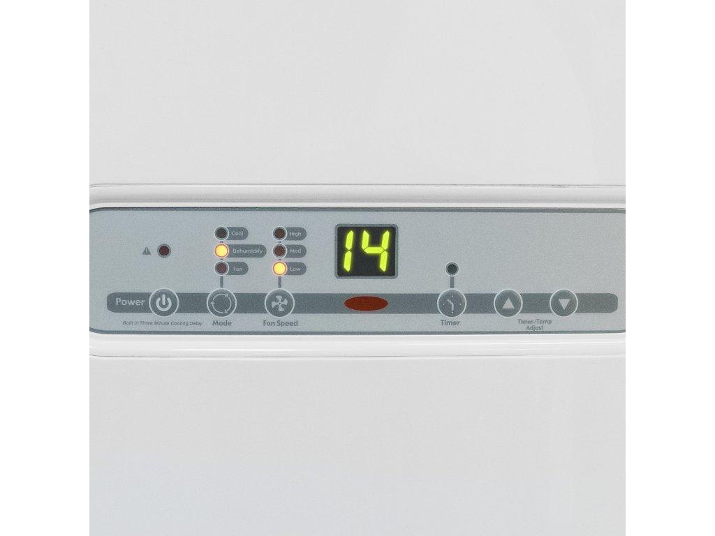 Panel de accionamiento del aire acondicionado Trotec PAC 3500