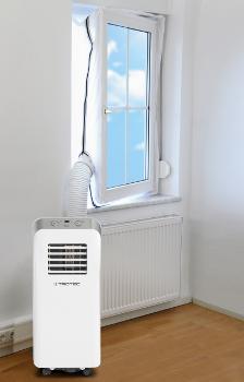 Panel del aire acondicionado Trotec PAC 2010 E