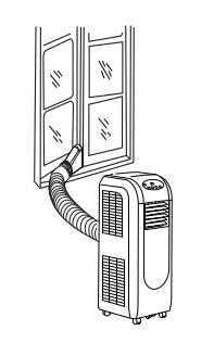 Instalación del aislamiento para ventanas AirLock