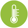 Tiempo de puestar en marcha del calefactor Casatherm HOTTOP D 1800