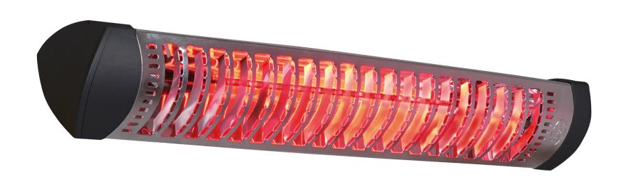 Calefactor halógeno por infrarrojo Moel Sharklite 712N
