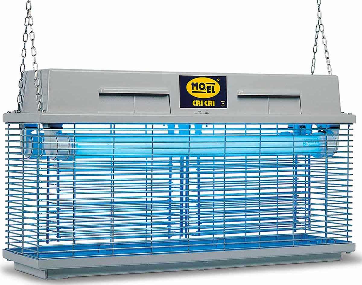 Mosquitera eléctrica profesional Mo-El Cri Cri 308S