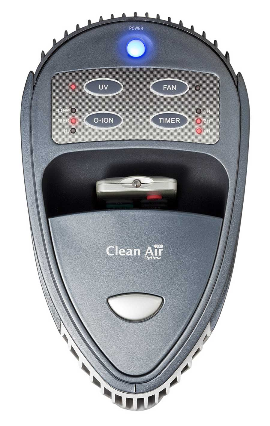 Purificador de aire Clean Air Optim CA-401 panel de accionamiento