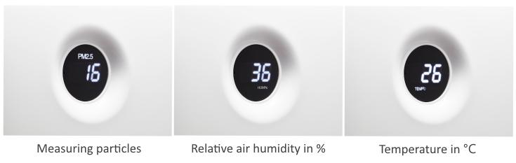 purificador de aire CAO 509D