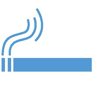 Elimina humo de cigarrillo
