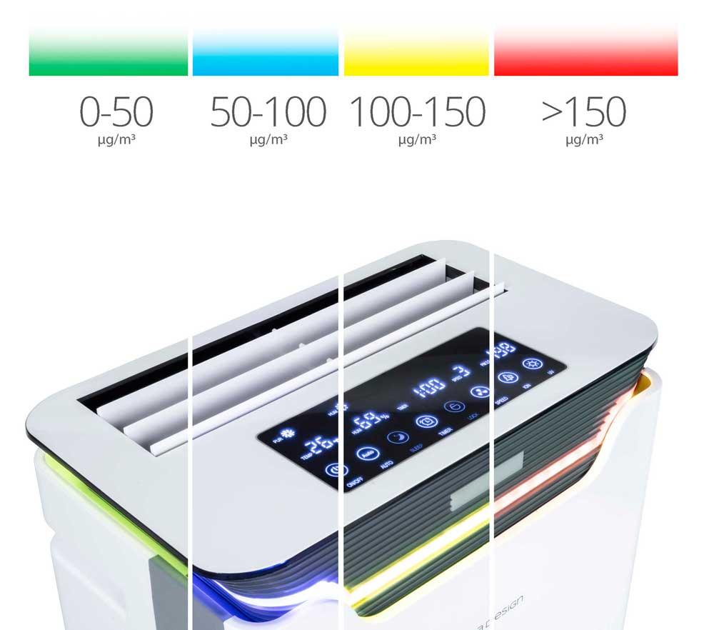 purificador de aire krupa design
