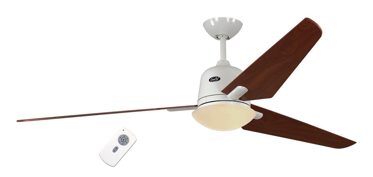 Ventilador de techo ECO aviatos blanco
