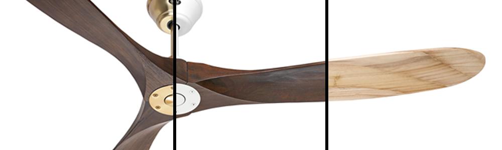 Crea tu propio ventilador de techo Eco Genuino a tu gusto