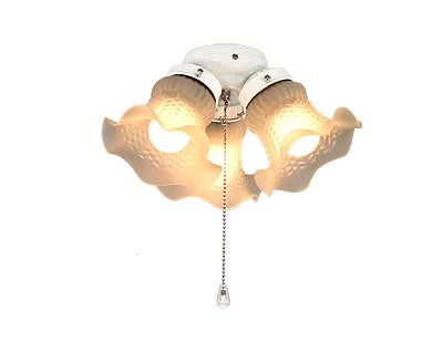 Kit de luz 3 WE color blanco