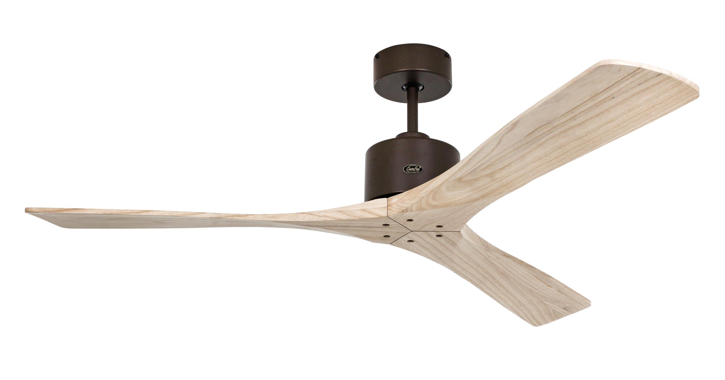 Ventilador de techo macau aspas de madera