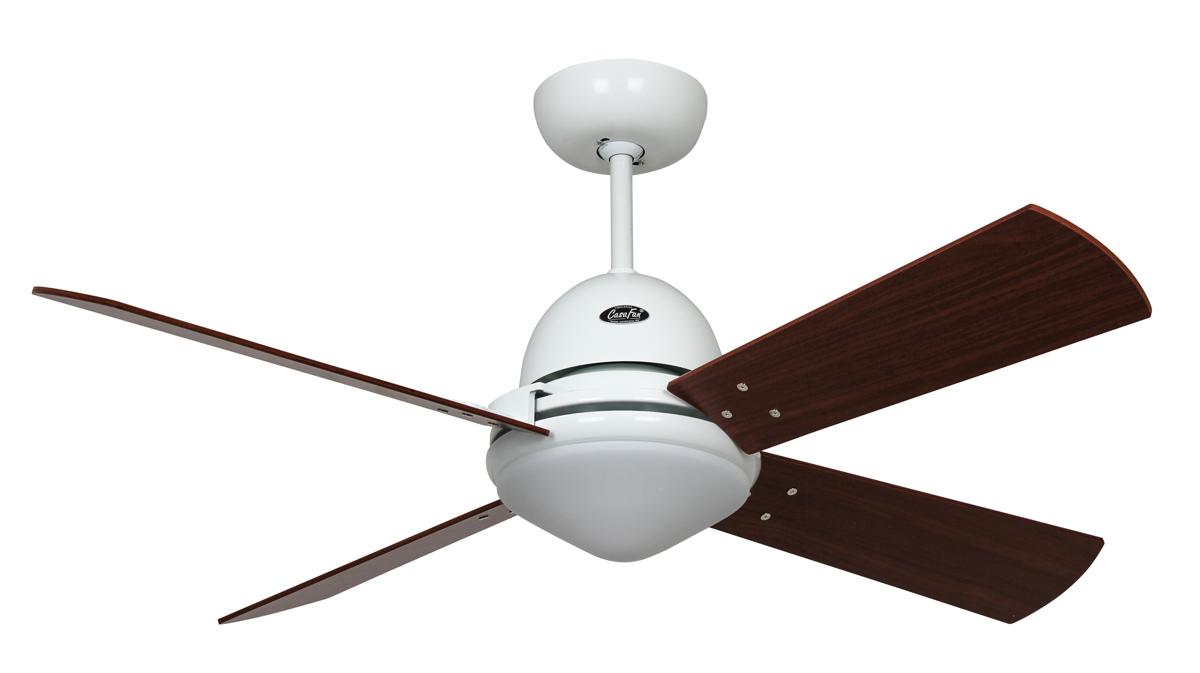 Ventilador de techo Casafan con luz 9314254 Libeccio