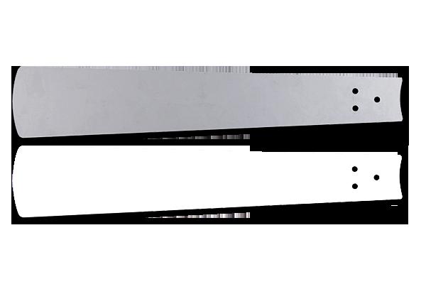Ventilador de techo Eco Neo II aspas blanco gris claro