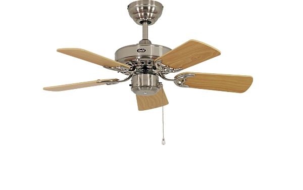 Ventilador de techo Casafan sin luz 507515 Classic Royal 75