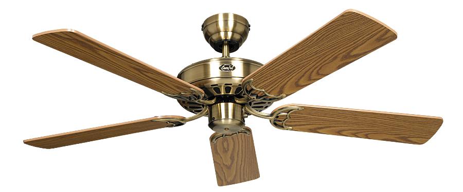 Ventilador de techo Casafan sin luz 510301 Classic Royal 103
