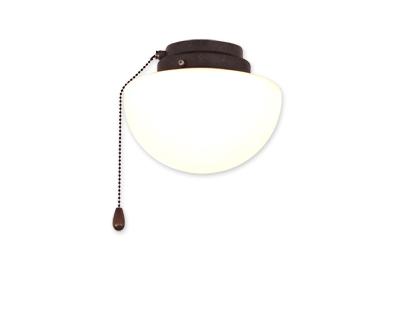 Kit luz 1 s  BA 10209 color marrón antiguo