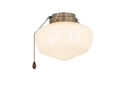 Kit luz 1 SH 10231 color blanco gastado