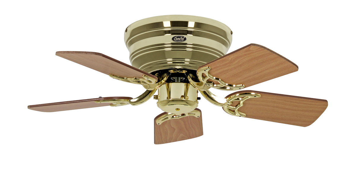 Ventilador de techo Casafan sin luz 5075001 Classic Flat 75