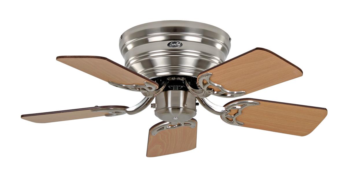 Ventilador de techo Casafan sin luz 5075051 Classic Flat 75