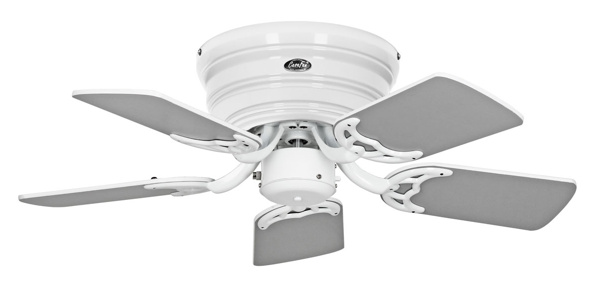 Ventilador de techo Casafan sin luz 5075061 Classic Flat 75