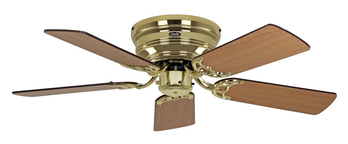 Ventilador de techo Casafan con luz 5103001 Classic Flat 103