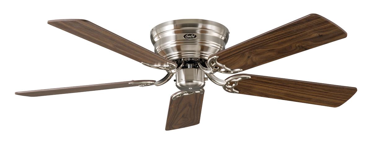 Ventilador de techo Casafan con luz 5132051 Classic Flat 132