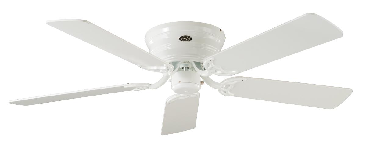 Ventilador de techo Casafan con luz  5132061 Classic Flat 132