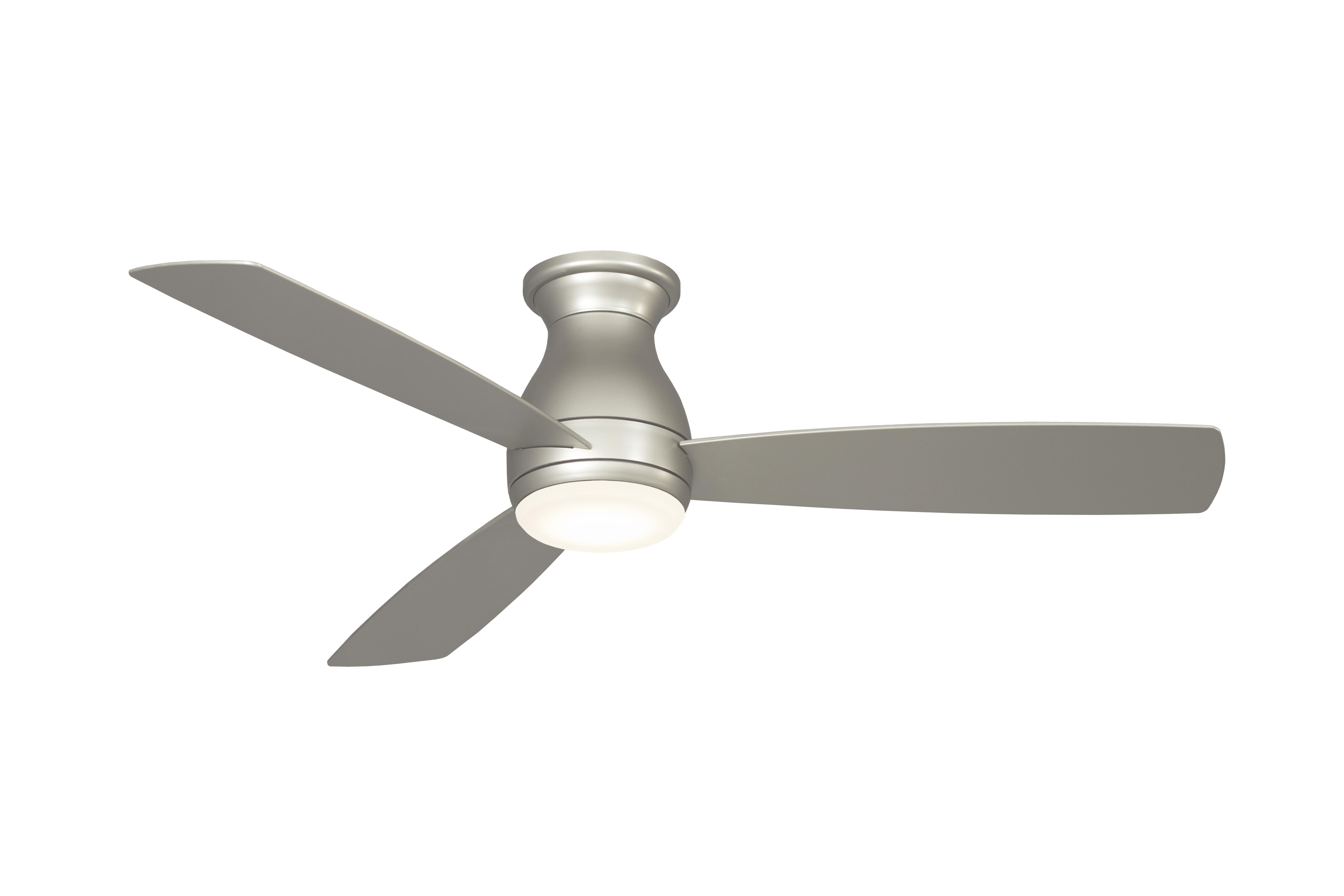 Ventilador ventilador de techo FPS8355BNW Hugh 132 WET