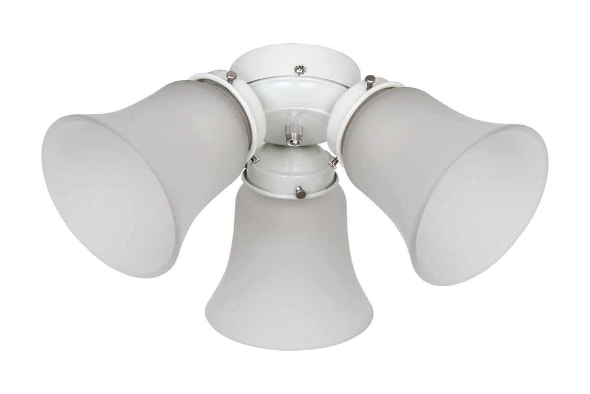 Kit de luz WE 24316 color blanco