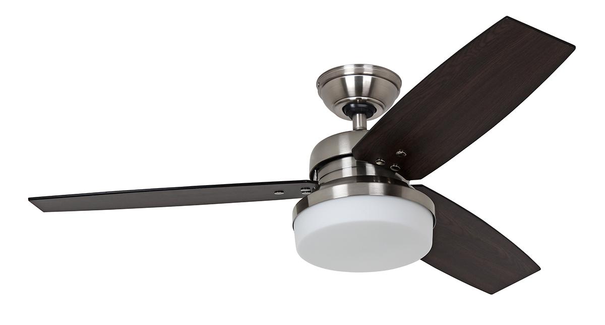 Ventilador de techo con luz Hunter 50610 KOHALA BAY negro