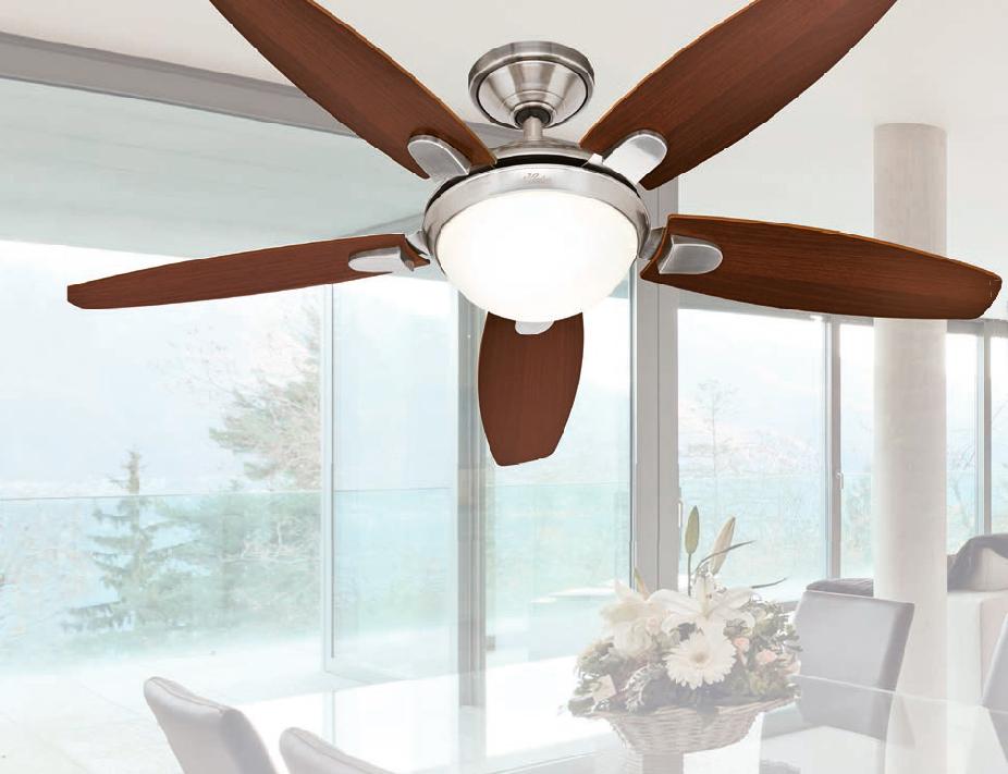 Ventilador de techo Hunter 50613 Contempo