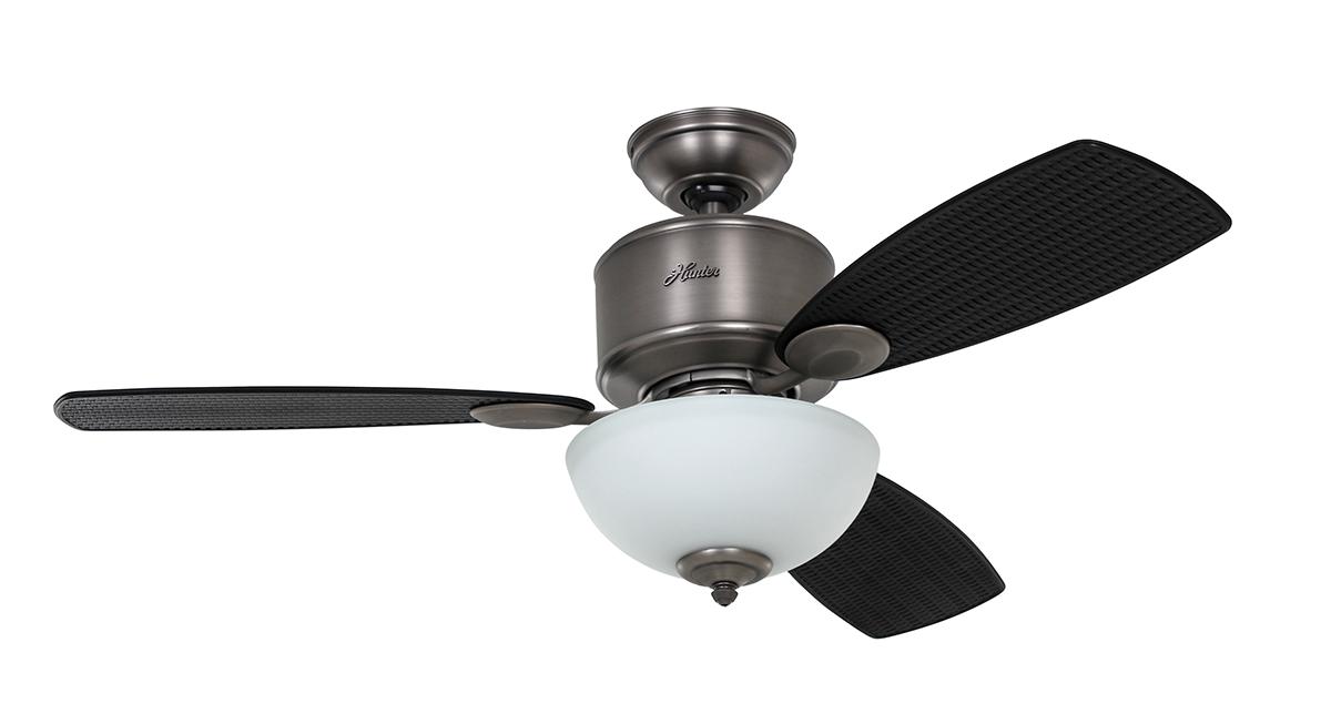 Esquema ventilador de techo Hunter 50610