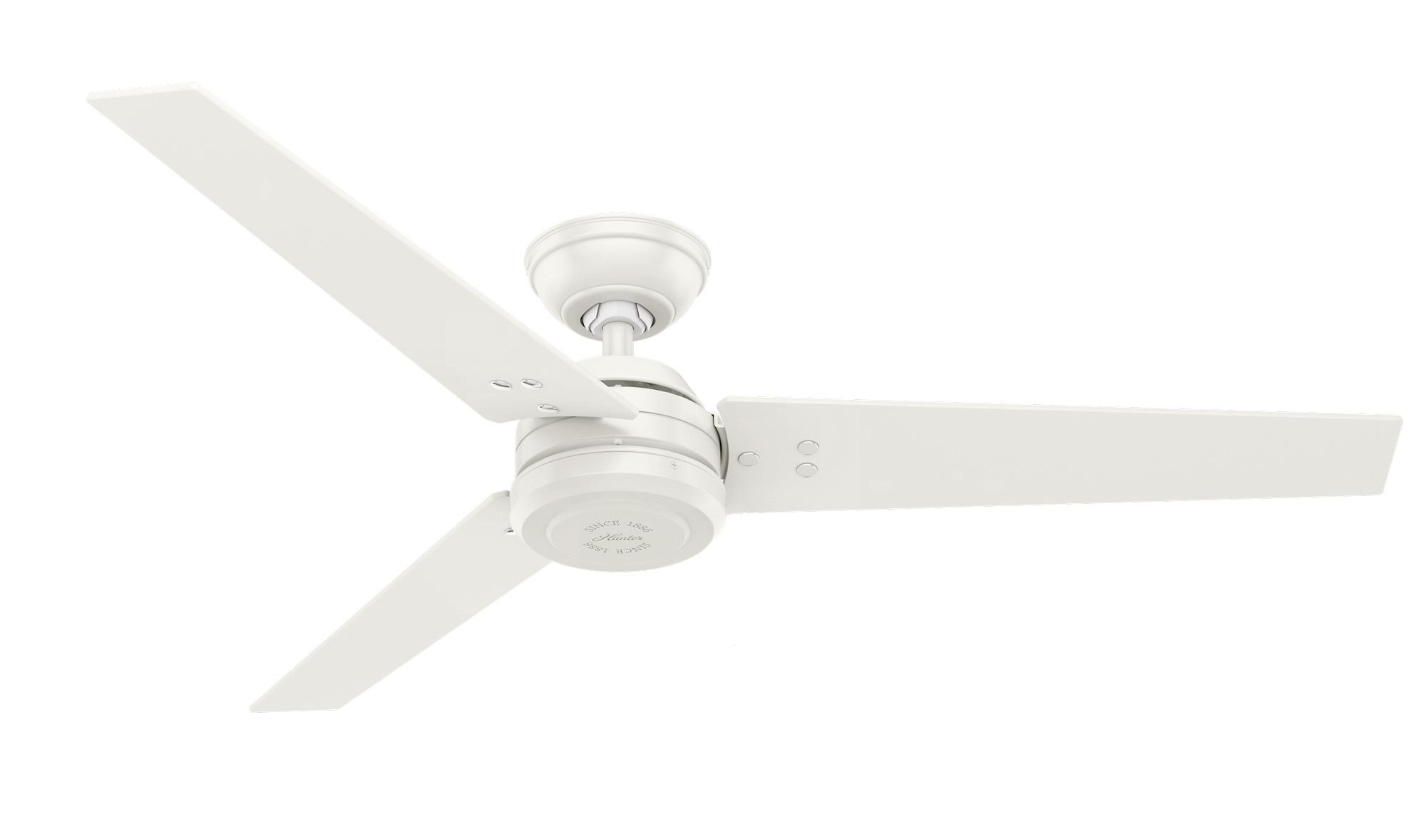 Esquema ventilador de techo Hunter 50611