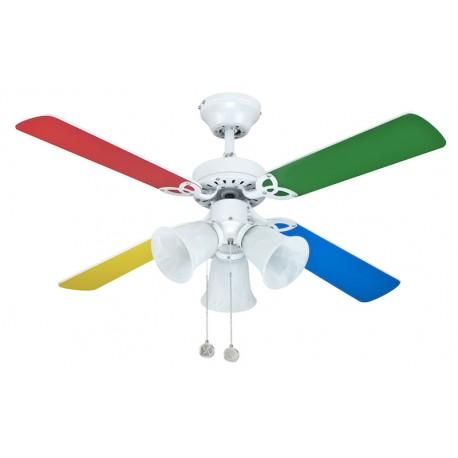 Ventilador de techo Sulion 075438 Hornet
