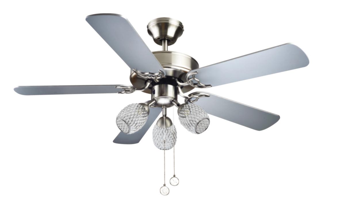 Ventilador de techo con luz sulion 072241 emeral haya o - Instalacion de ventilador de techo ...