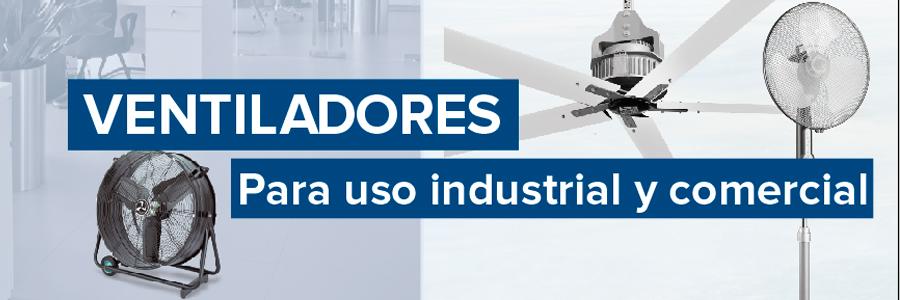 ventiladores industriales para techo de uso comercial Casafan vortice